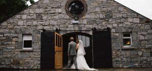 Durhamstown Castle Wedding Venue Ceremony