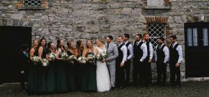 Durhamstown Castle Wedding Guests