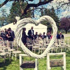 Durhamstown Castle Weddings venue celebration