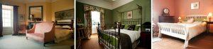 Durhamstown wedding castle guest rooms